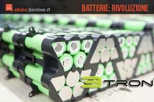 Nuove batterie per ebike BMZ 3Tron