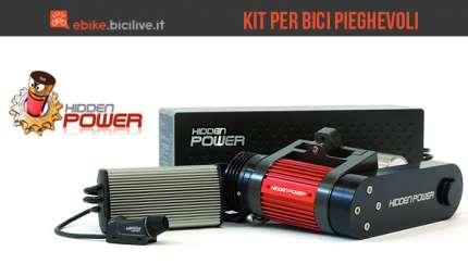 Il kit di trasformazione a frizione HiddenPower