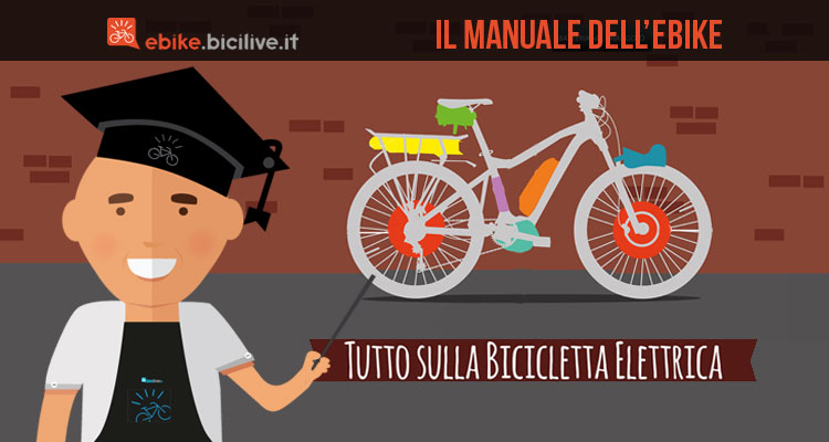 biker di bicilive spiega come è fatta una bicicletta elettrica
