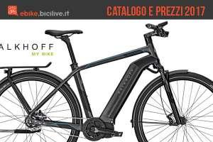 Catalogo e listino prezzi ebike Kalkhoff 2017