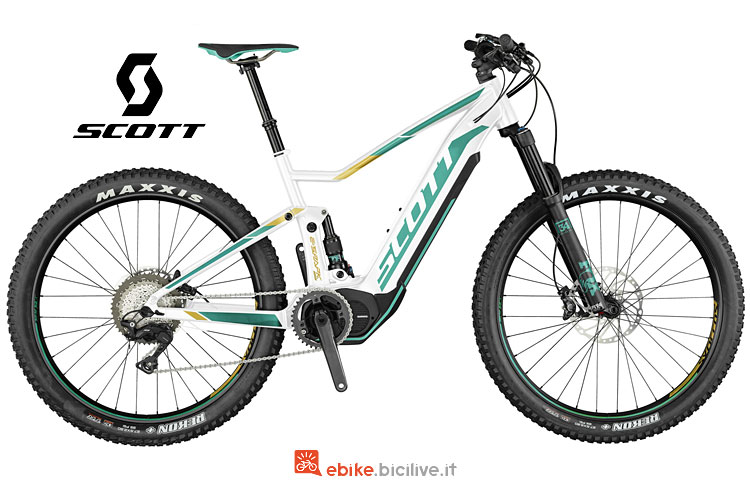 Scott E-Contessa Spark 710 Plus emtb da donna