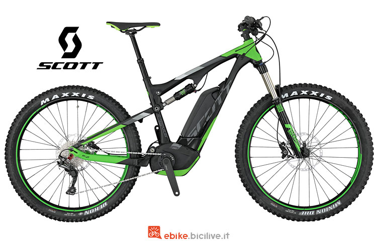 Scott E-Genius 730 Plus dal listino
