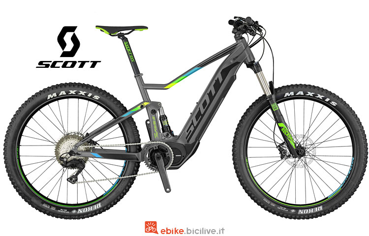 emtb Scott E-Spark 720 Plus