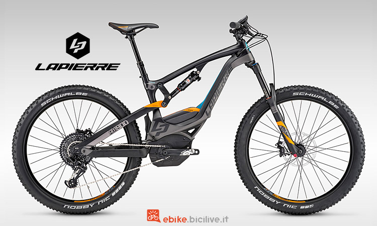 Lapierre Overvolt Carbon AM 900+