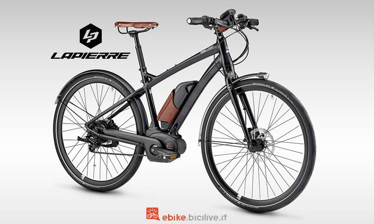 bici per commuter Lapierre Overvolt Eden Park