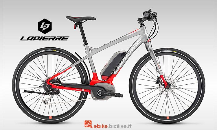 bici elettrica Lapierre Overvolt Shaper 800 2017