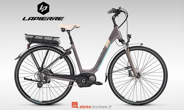 Lapierre Overvolt Urban 400 dal listino prezzi 2017