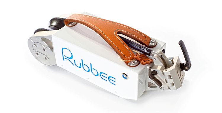 Un kit trasformazione all-in-one Rubbee