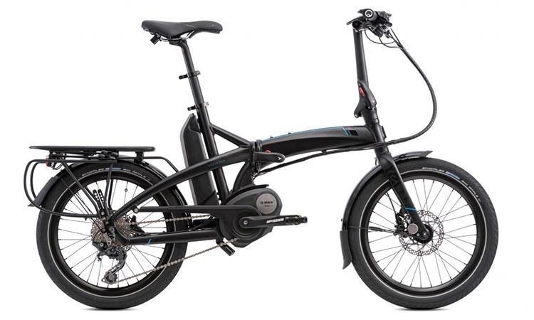 Bici elettrica pieghevole Tern Vektron