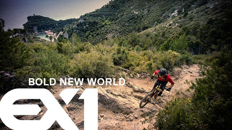 Immagine promozionale per il gruppo SRAM EX1