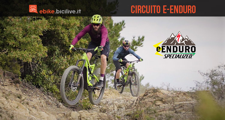 circuito e-enduro specialized 2017