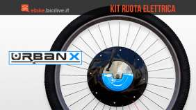 Kit conversione ebike UrbanX
