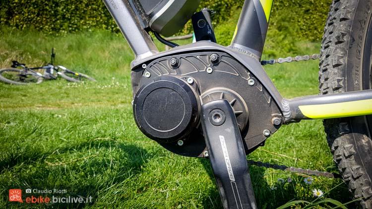 foto del motore per ebike atala am80