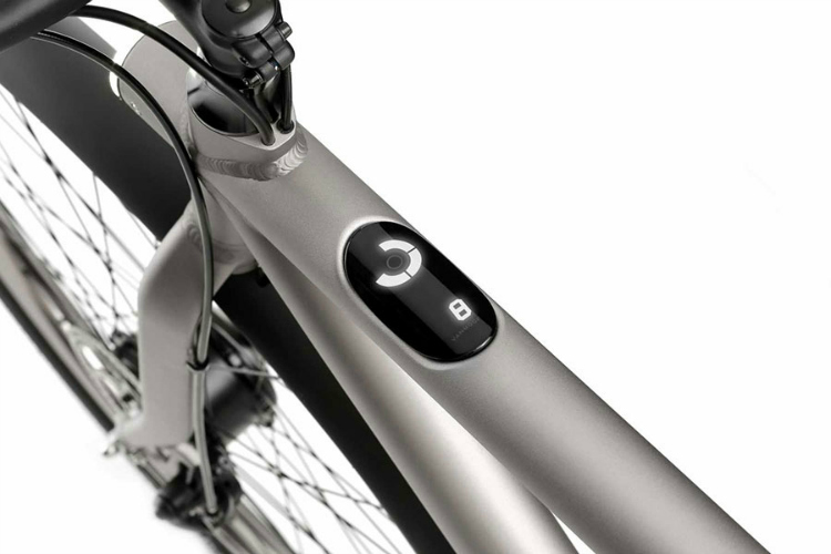 Ebike VanMoof Electrified S display