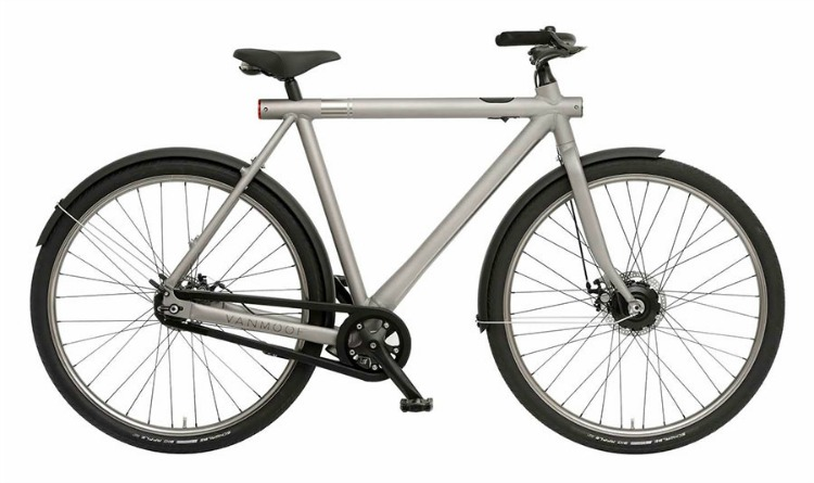 Electrified S ebike VanMoof