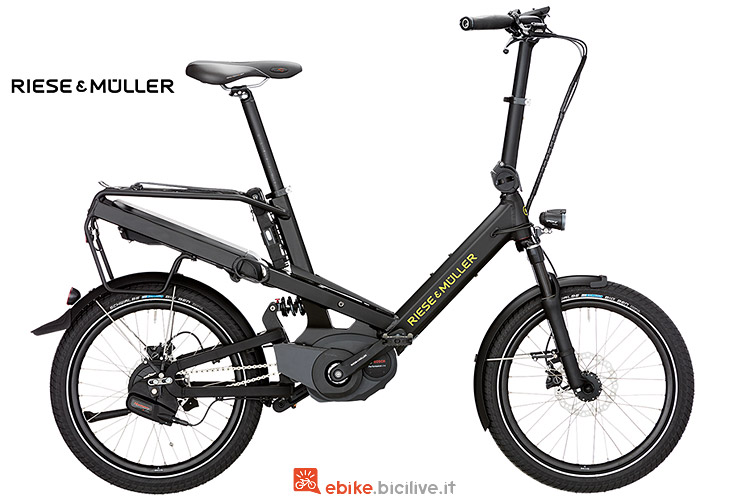 Riese & Muller Kendu Automatic con batteria al litio