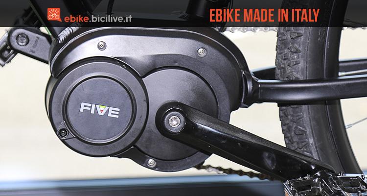 motore five fabbrica italiana veicoli elettrici