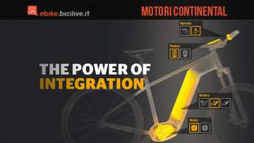 motori integrati per ebike continental brose
