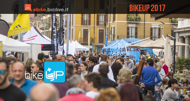 pubblico al bike up 2017