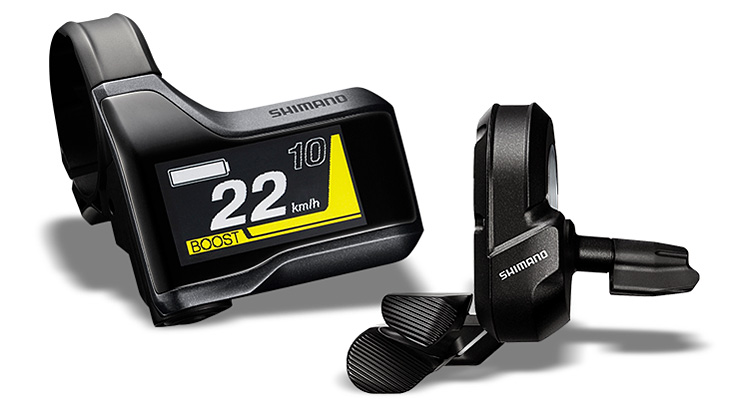 display shimano steps e8000
