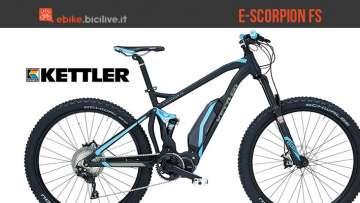 Kettler E-Scorpion FS emtb full