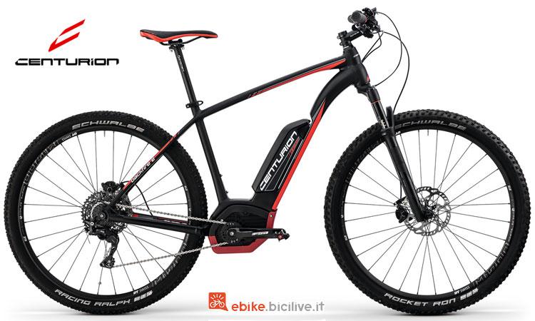 bici MTB elettrica hardtail Centurion Backfire E 2000 DX