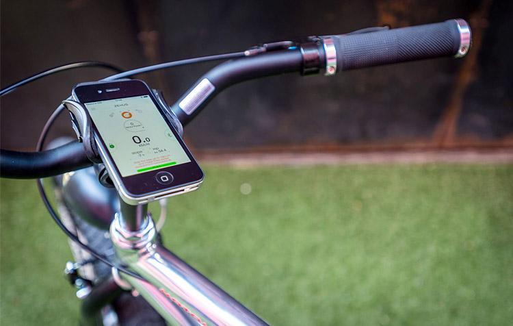 app per gestire ebike con bluetooth