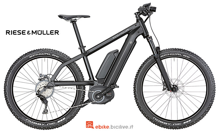 Riese & Müller new charger 2018 mountain