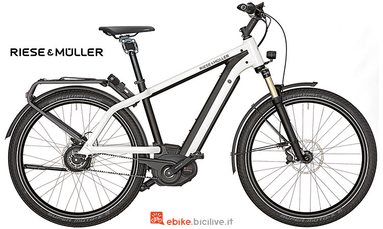 Riese & Müller new charger nuvinci