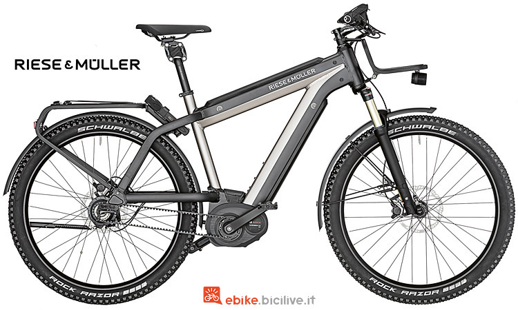 Riese & Müller Supercharger 2018