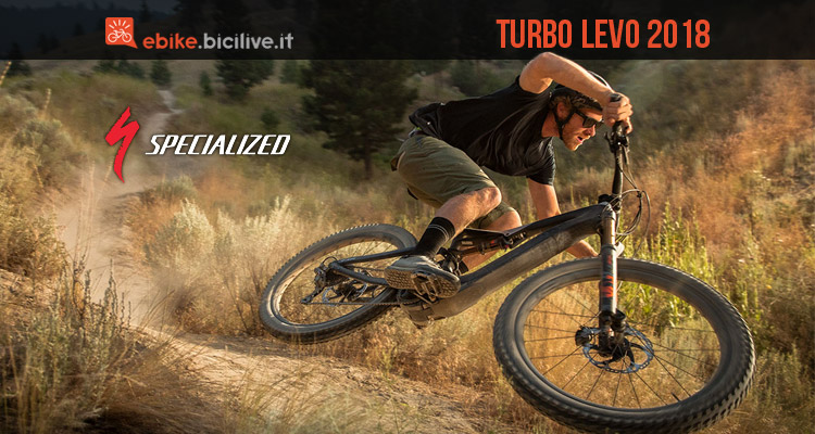 emtb specialized turbo levo 2018