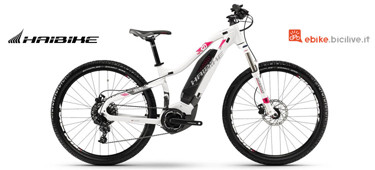 Haibike Sduro Hardlife 2.0 entry level