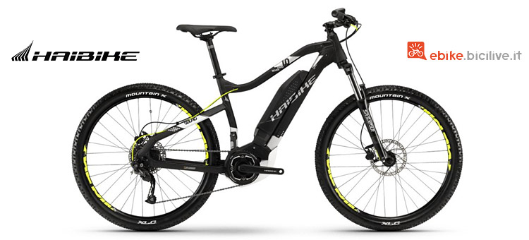 Haibike Sduro HardSeven 1.0 entry level