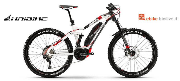Haibike Xduro AllMtn 6.0 entry level