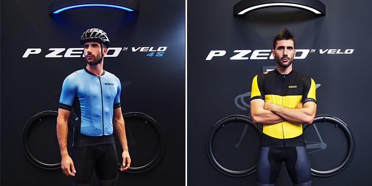 casule collection ciclismo pirelli castelli