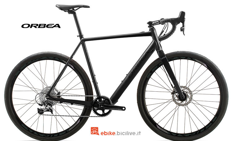 orbea gain d15 con forcella in carbonio