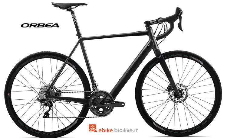 ebike road orbea gain d10 top di gamma