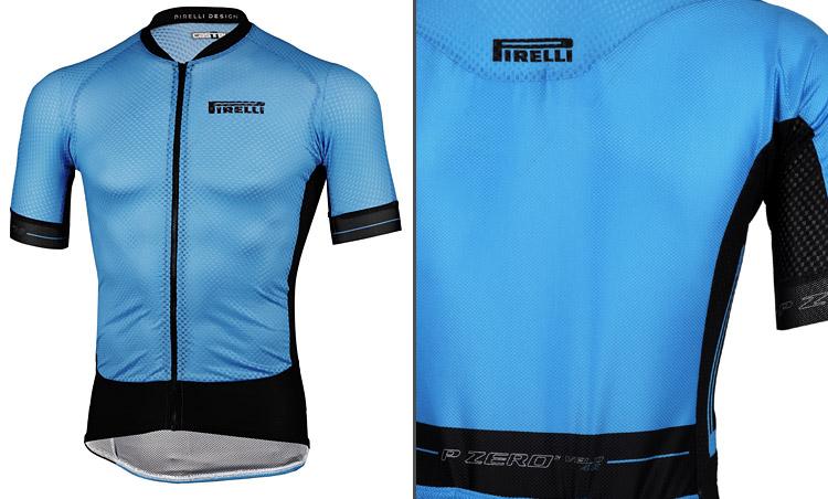maglia da ciclismo pirelli climber 2.0