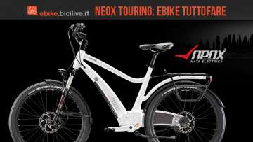 ebike ibrida neox touring