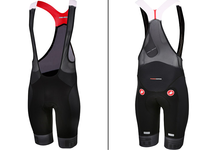 pantaloncini da ciclismo pirelli castelli capsule collection