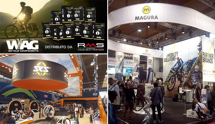 brand di ricambi e accessori distribuiti da rms