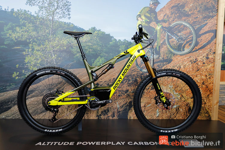 Rocky Mountain Altitude Powerplay Carbon 90 2018