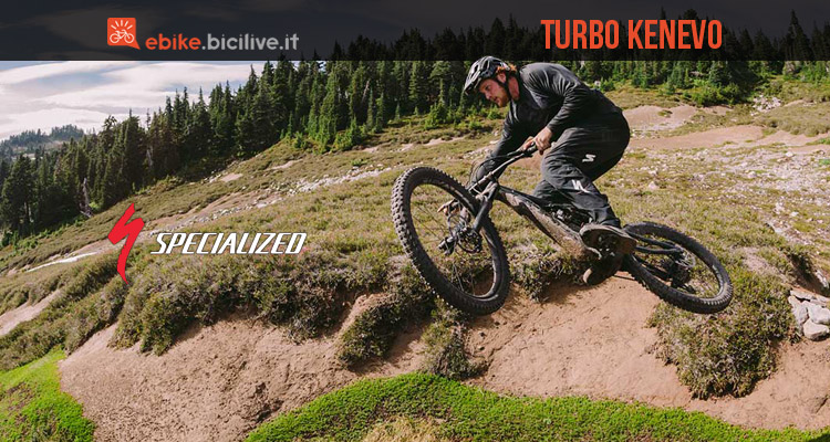 emtb specialized turbo kenevo
