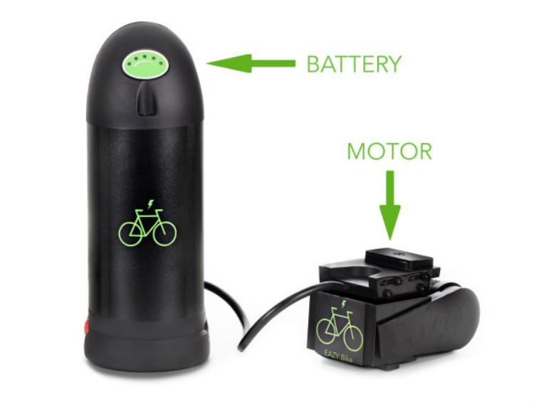EAZY Bike batteria e motore
