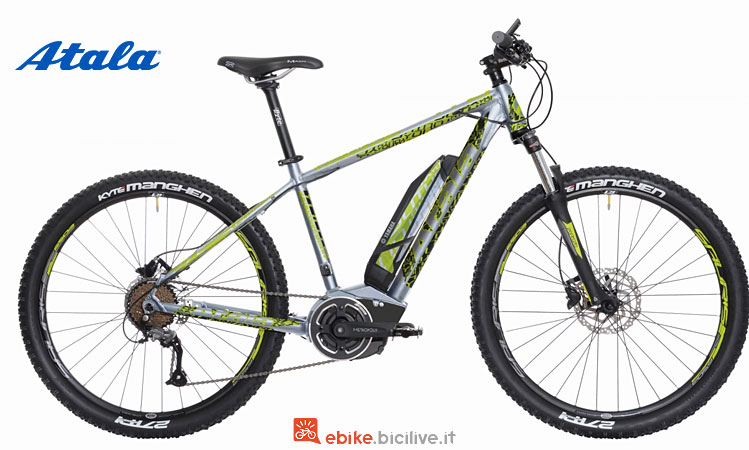 atala youth mtb elettrica hardtail 2018