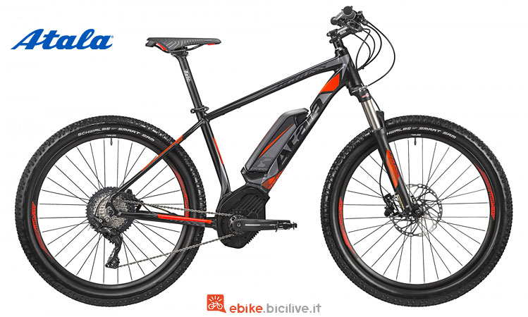 emtb hardtail con ruote plus b-cross-hf-sl