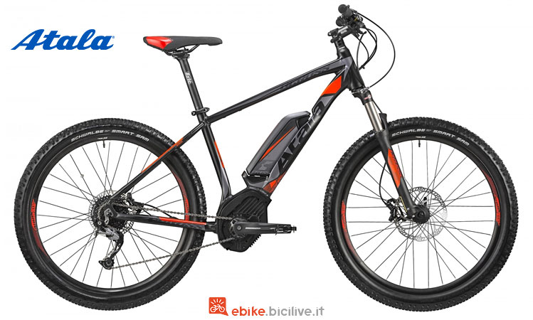 atala b-cross hf cx 500 dal catalogo 2018