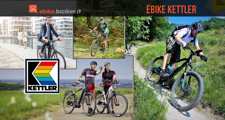 ebike kettler distribuite in Germania da rms