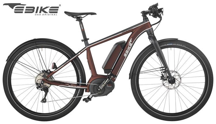 Bici elettrica Ebike Das Original Pacesetter 2017