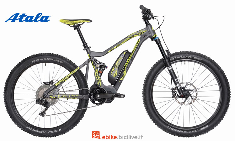 emtb full top di gamma atala shocker sls